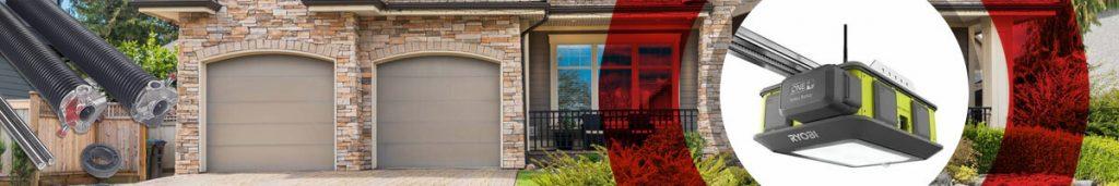Residential Garage Doors Repair Burnsville